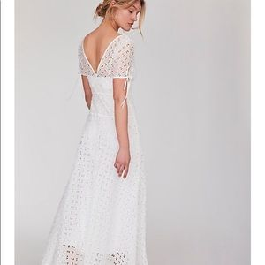 NWT Free People Lili's Limited addition dress
